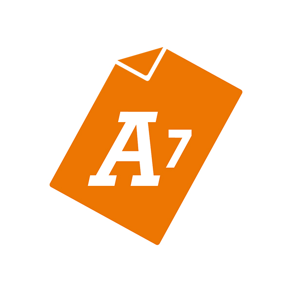A7 print sponsor