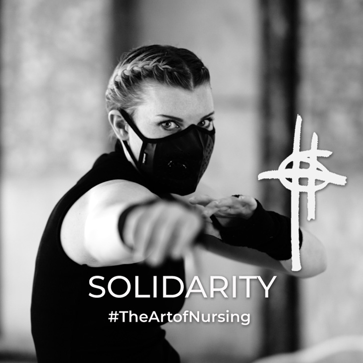Facebook Frame - Solidarity